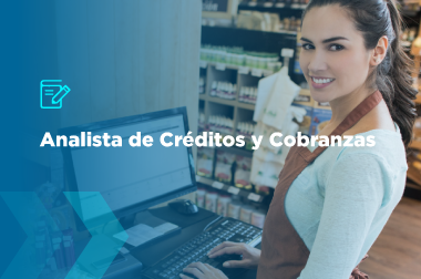 ANALISTA DE CREDITOS Y COBRANZAS
